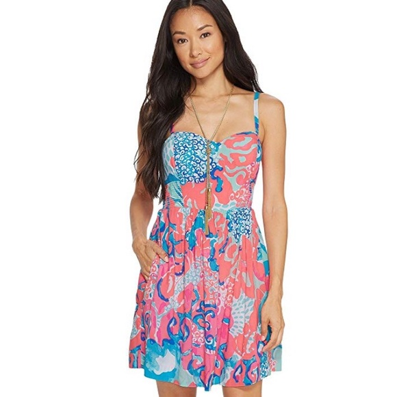 0375ed30e2a2 Lilly Pulitzer Dresses | Nwt Christine Dress Im So Jelly | Poshmark